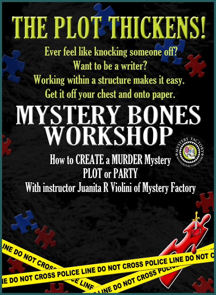 Mystery Bones Poster