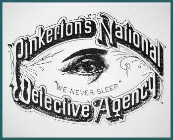 Pinkerton We Never Sleep