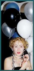 Party Balloon Girl