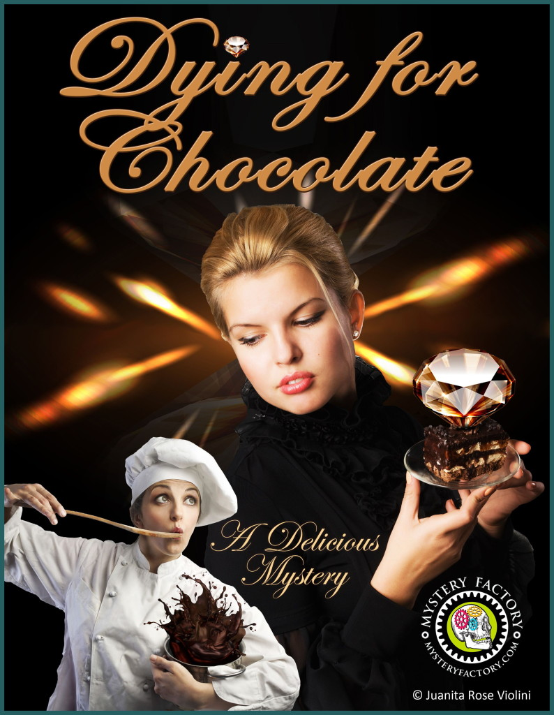 Dying for Chocolate Mystery Script