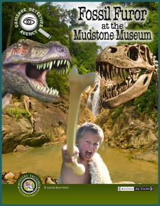 Fossil Furor Kids Mystery Party