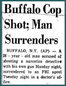 Niagara Detective Headline